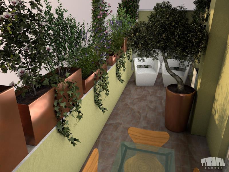 Terrazzi - Immagini terrazzi arredati ...