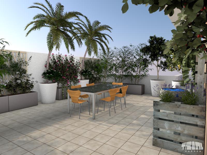 Terrazzi - Arredamenti per giardini e terrazzi ...
